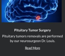 Pituitary Tumor Surgery in Orange County