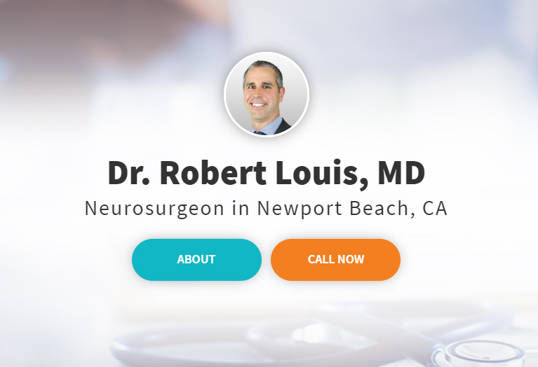 Robert Louis, MD, has Partnered with Find a Top Doc