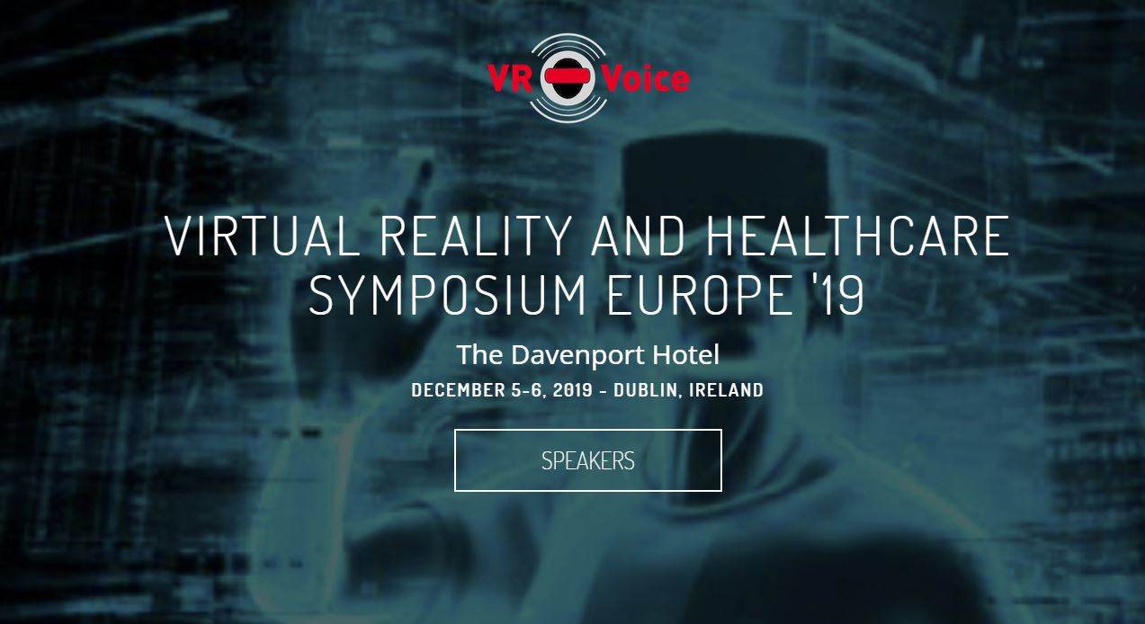 Virtual Reality And Healthcare Symposium Europe