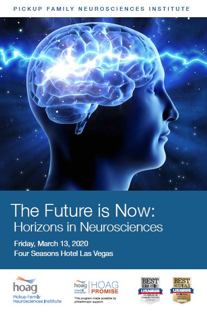 The Future is Now: Horizons in Neurosciences